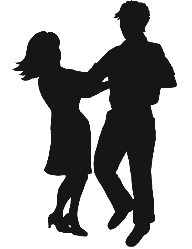 Dancing couple silhouette clipart clipart transparent library Free Dancer Silhouette Images, Download Free Clip Art, Free Clip Art ... clipart transparent library