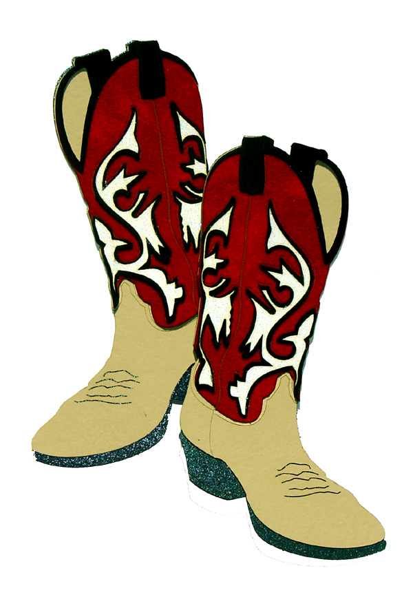 Dancing cowboy boots clipart png freeuse Dancing cowboy boots clipart collection - ClipartAndScrap png freeuse