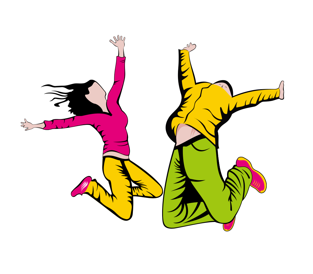 Dancing dog clipart png library stock Hip-hop dance Clip art - Street dance men and women 1027*900 ... png library stock