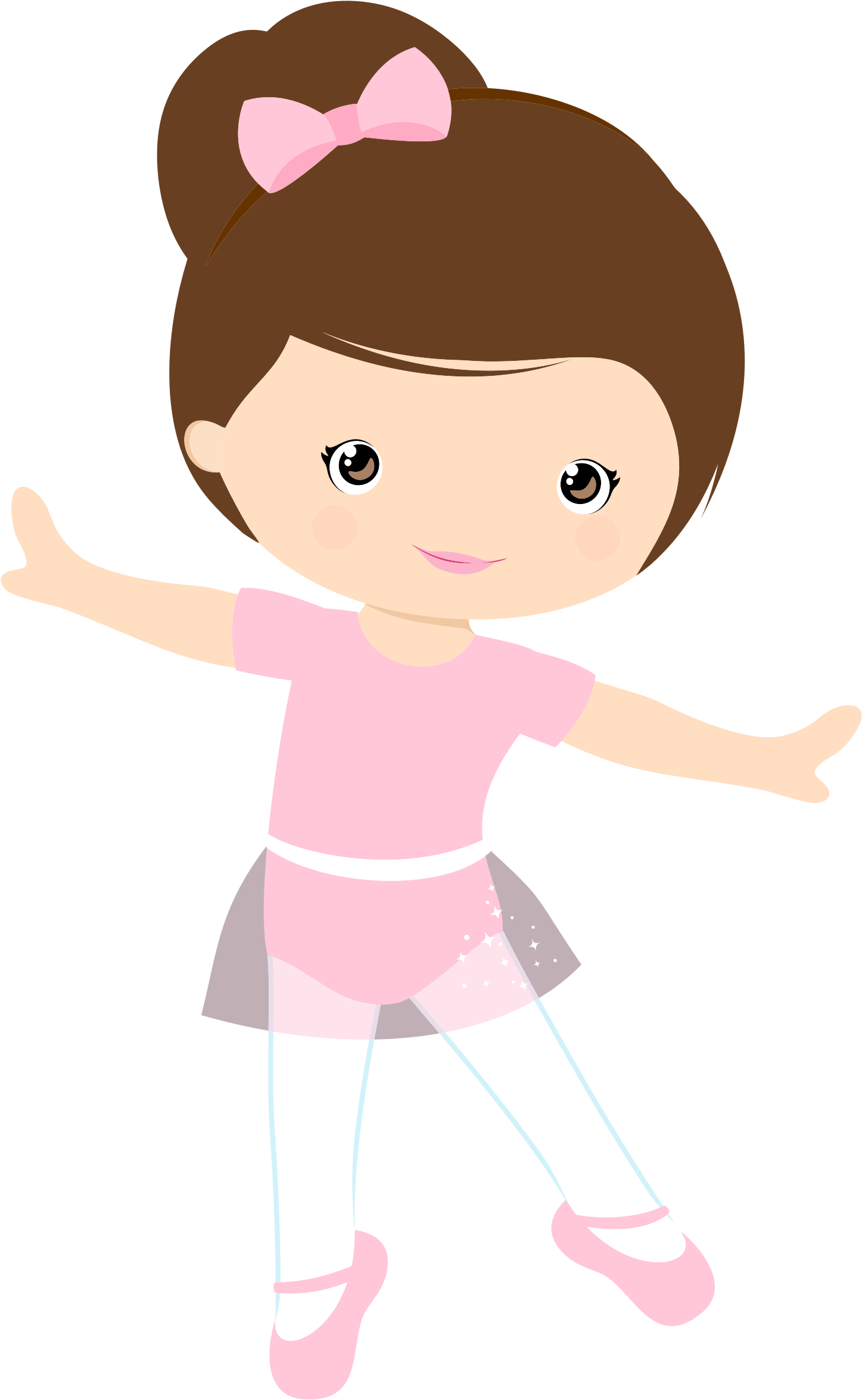 Dancing dog clipart clipart freeuse library Little Girl Dancing Clipart clipart freeuse library