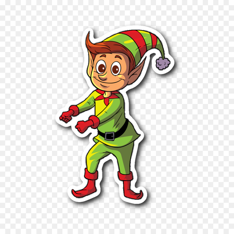 Dancing elf clipart image transparent stock Christmas Elf Clipart png download - 1024*1024 - Free Transparent ... image transparent stock