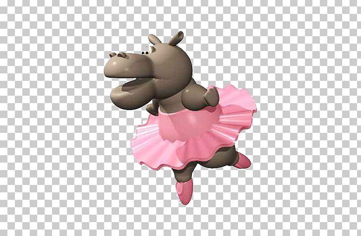 Dancing hippo clipart banner free Hippopotamus Cartoon Tattoo Drawing PNG, Clipart, Animal, Animals ... banner free