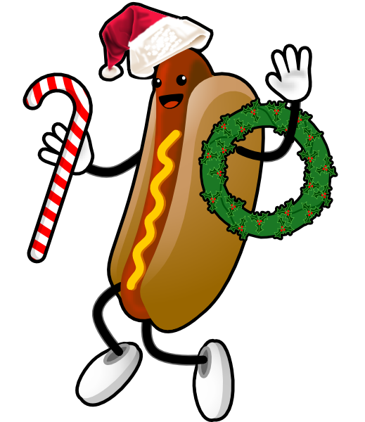 Dancing hot dog clipart banner black and white download Fedora People - duffy.fedorapeople.org banner black and white download
