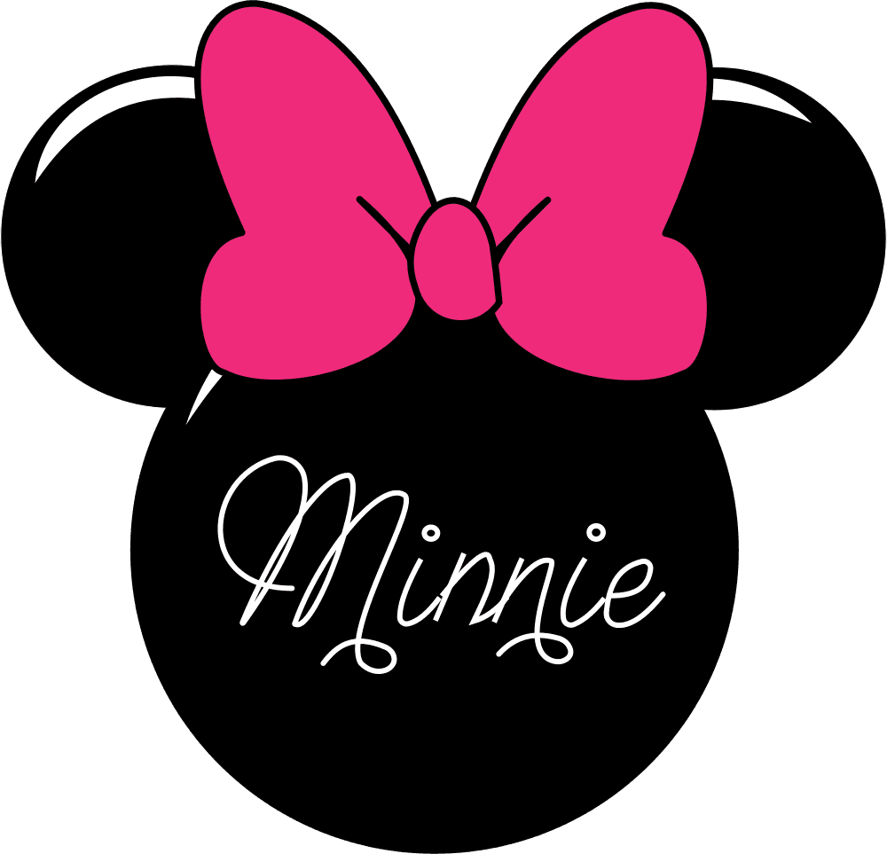 Dancing minnie mouse pink heart background clipart jpg black and white library 73 Free Minnie Mouse Clip Art - Cliparting.com | 1st ... jpg black and white library