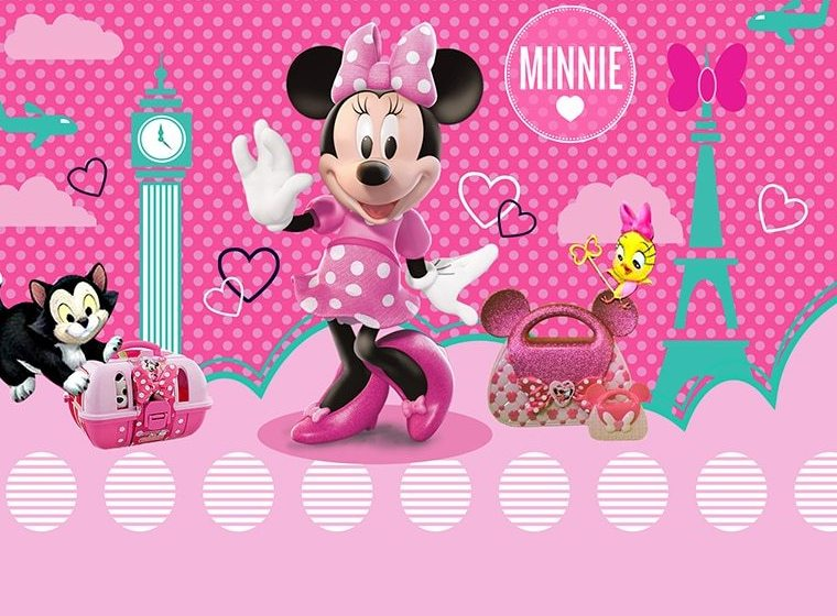 Dancing minnie mouse pink heart background clipart png freeuse library Insightful Reviews for photography background minnie and get ... png freeuse library