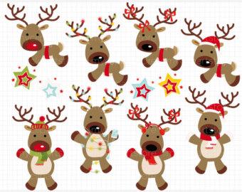 Dancing reindeer clipart clip transparent stock Free Dance Reindeer Cliparts, Download Free Clip Art, Free ... clip transparent stock