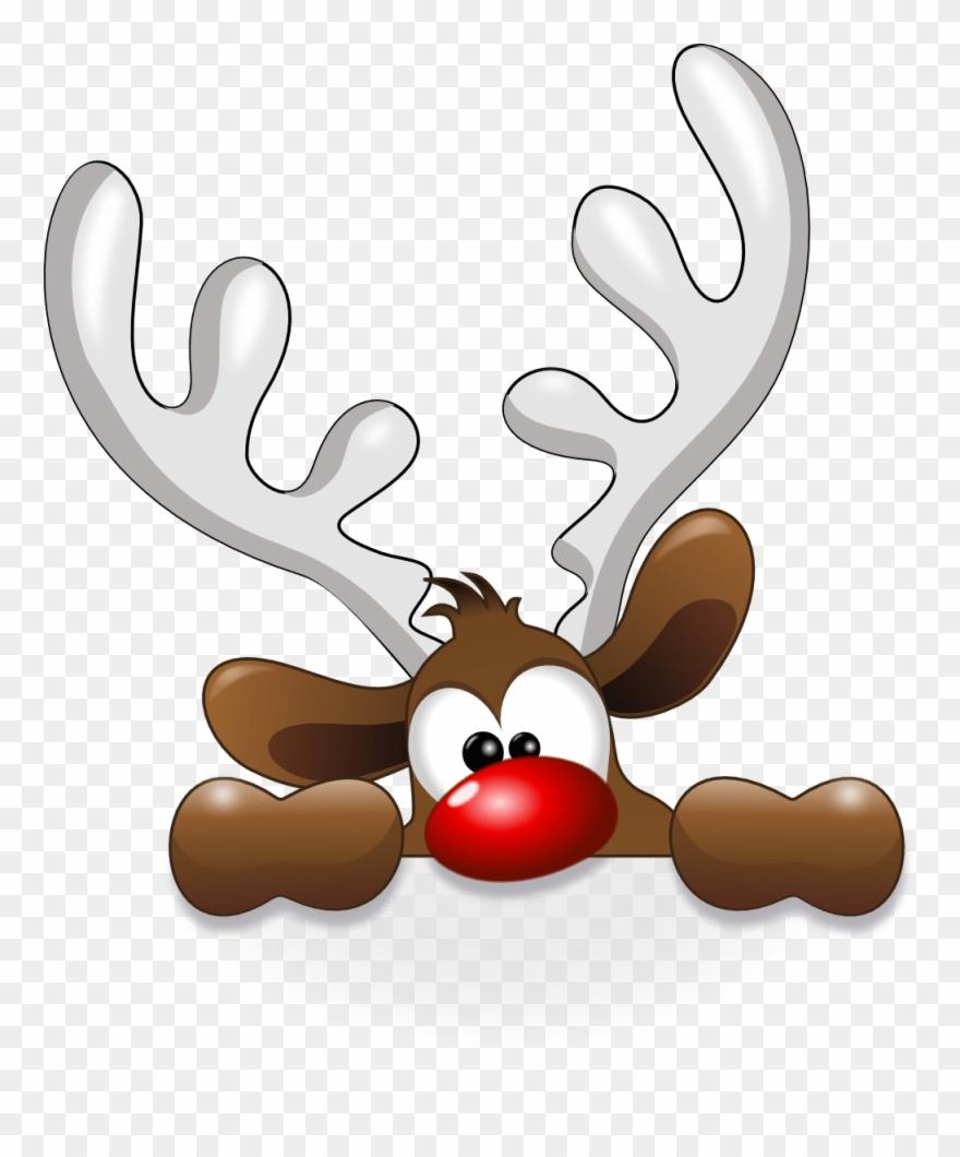 Reindeer antlers christmas clipart vector free Free Christmas Clipart Reindeer - Reindeer Clipart - Png ... vector free
