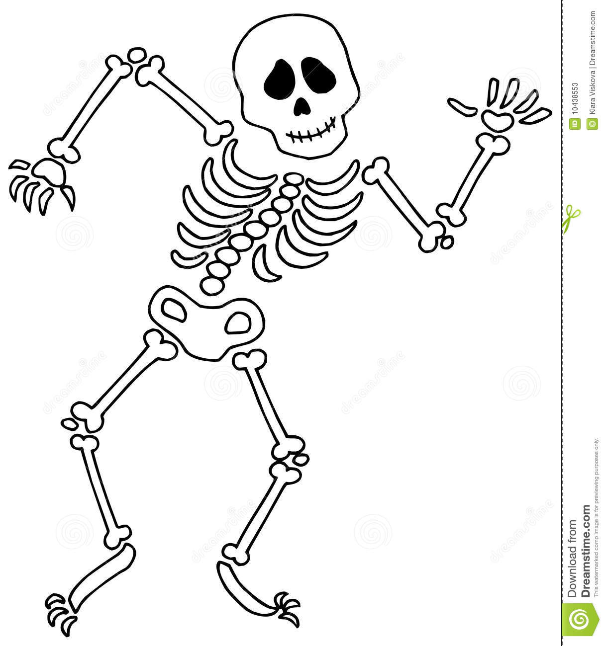 Free dancing skeleton clipart jpg freeuse download 95+ Clipart Skeleton | ClipartLook jpg freeuse download