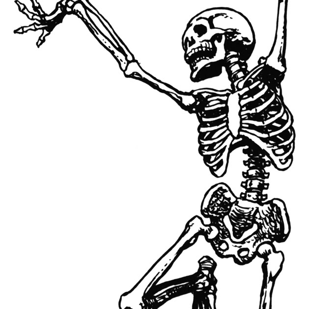 Skeletan clipart clip art transparent library Skeleton Clipart Black And White | Free download best ... clip art transparent library