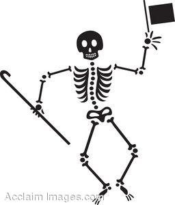 Dancing skeleton clipart image freeuse download Dancing skeleton clipart » Clipart Station image freeuse download