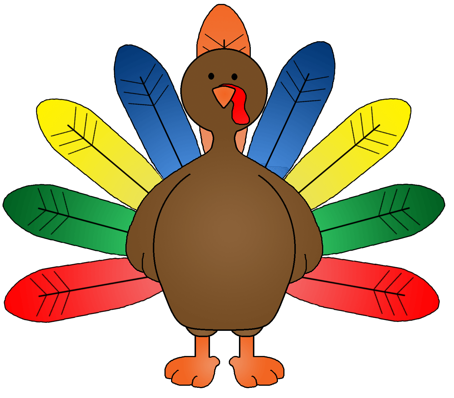 Dancing turkey clipart jpg freeuse happy birthday turkey clipart - Clipground jpg freeuse