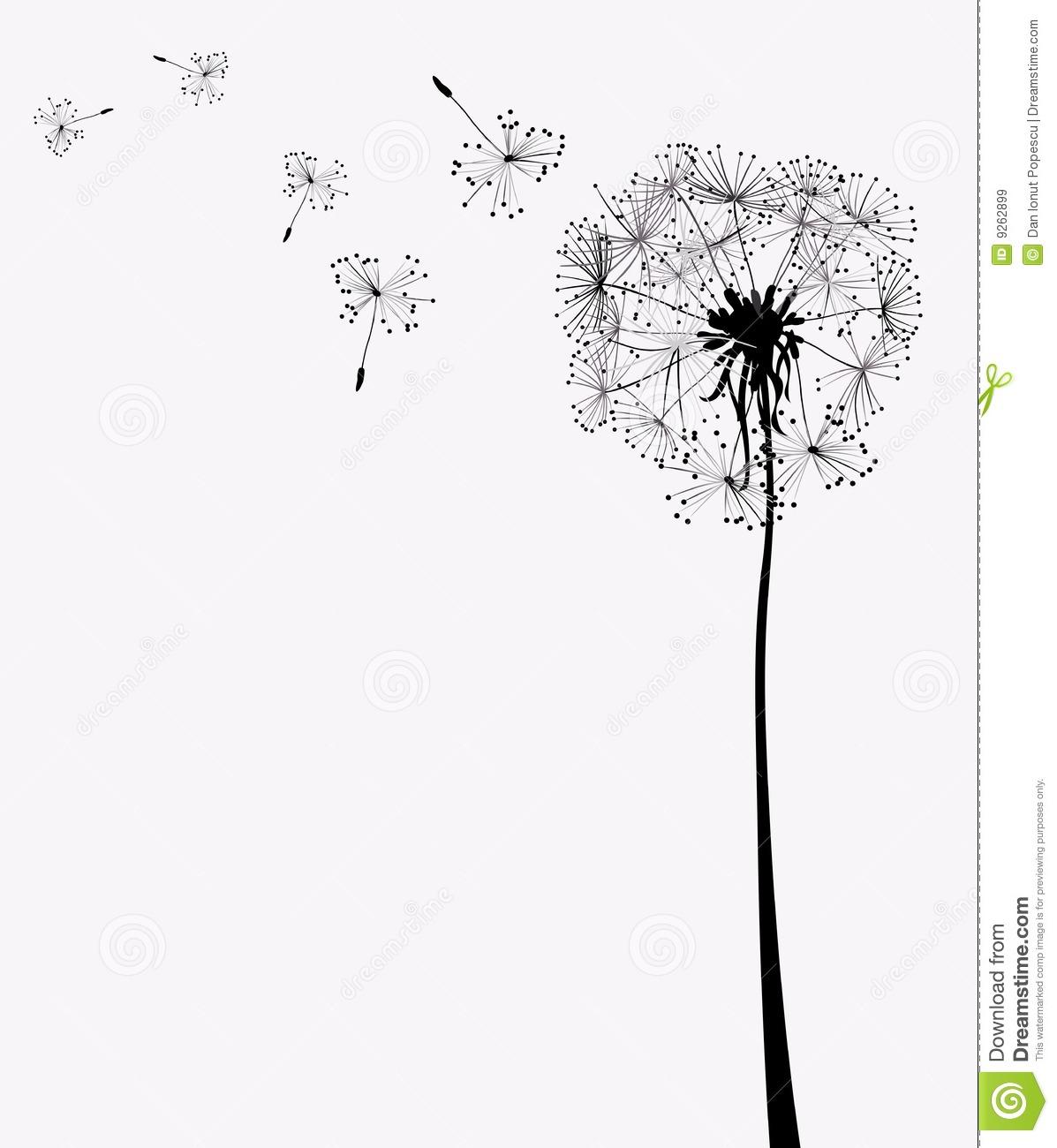 Dandelion clip art pictures jpg transparent download Dandelion clip art free - ClipartFest jpg transparent download