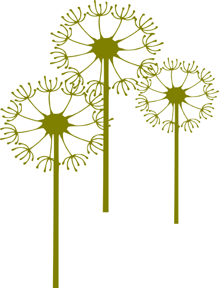 Dandelion clip art pictures graphic free library Dandelion clip art free - ClipartFest graphic free library