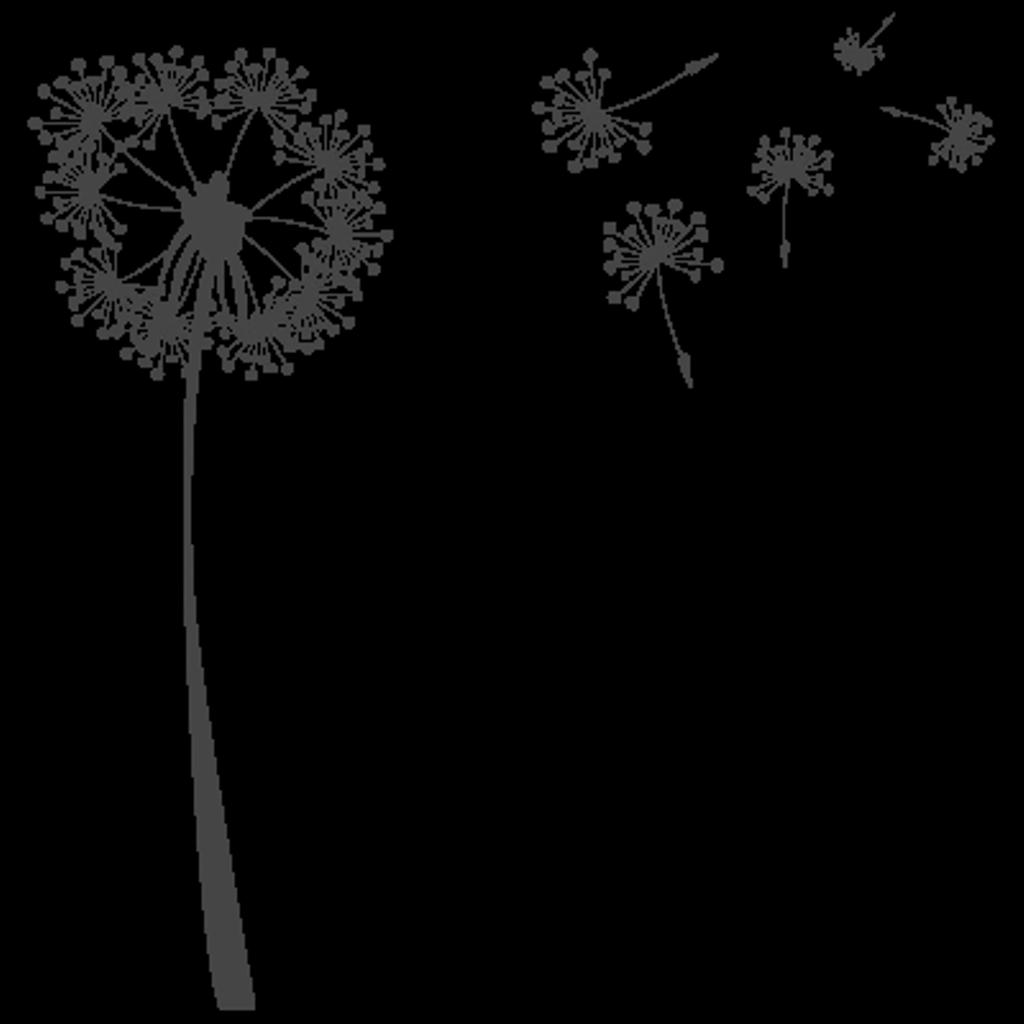 Dandelion flower clipart clip art royalty free FreeToEdit very pretty dandelion dandelionseeds png tra... clip art royalty free