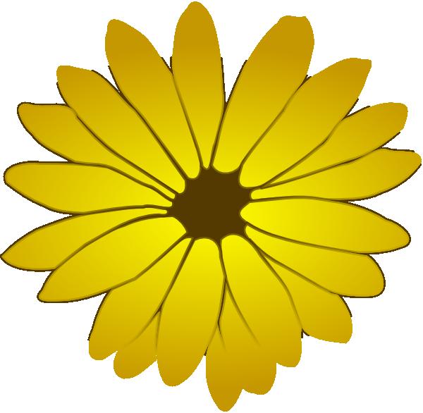 Dandelion flower clipart clipart freeuse download Flower Dandelion Clip Art at Clker.com - vector clip art online ... clipart freeuse download