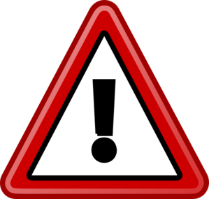 Danger road sign clipart picture royalty free download Warning danger road signs, Clipart - Clip Art Library picture royalty free download