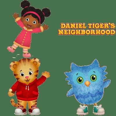 Daniel tiger friends clipart png transparent stock Daniel Tiger\'s Neighborhood transparent PNG images - StickPNG png transparent stock