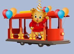 Daniel tiger trolley clipart png library library Daniel Tiger Trolley Clipart (97+ images in Collection) Page 1 png library library