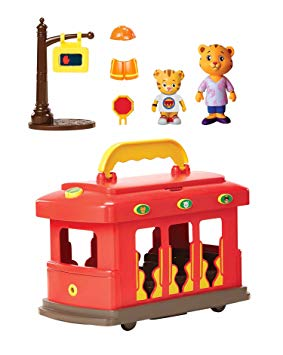 Daniel tiger trolley clipart clip download Daniel Tiger\'s Neighborhood-Deluxe Electronic Trolley Vehicle clip download