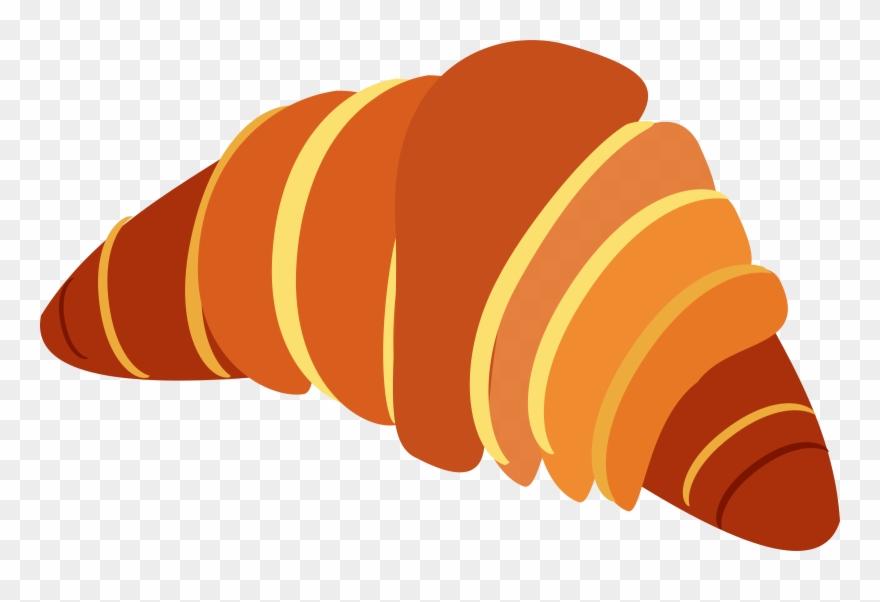 Croissant French Cuisine Baguette Bread Danish Pastry - Croissant ... clipart