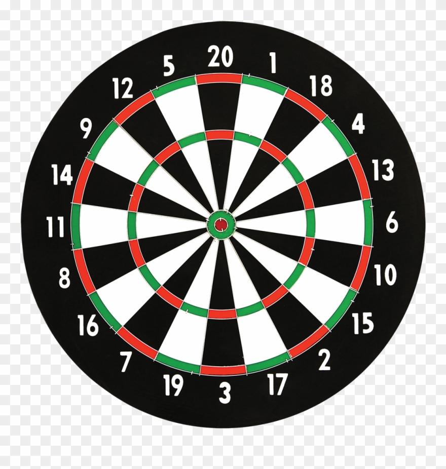 Free dart board clipart clip art free Dartboard 1024 - Dart Board Clipart (#525926) - PinClipart clip art free