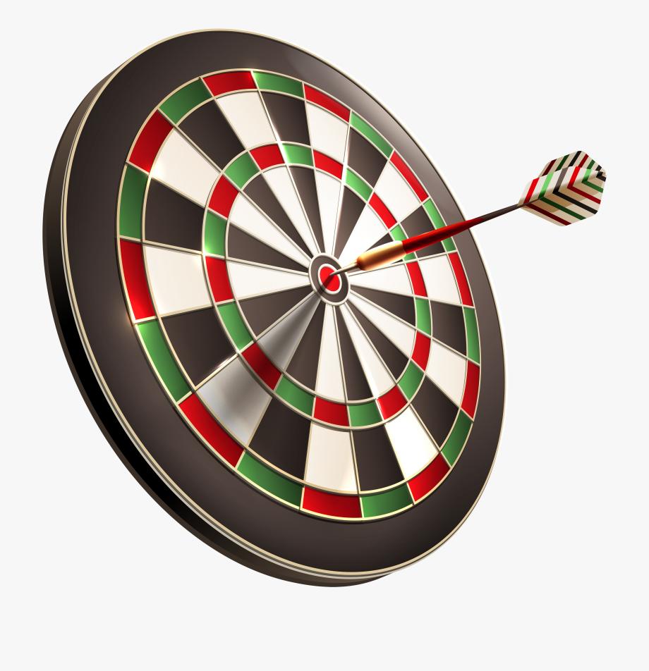 Free dart board clipart vector royalty free download Darts - Dart Board Transparent Background #409937 - Free Cliparts on ... vector royalty free download