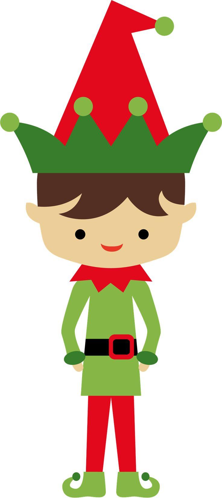 Elf head clipart