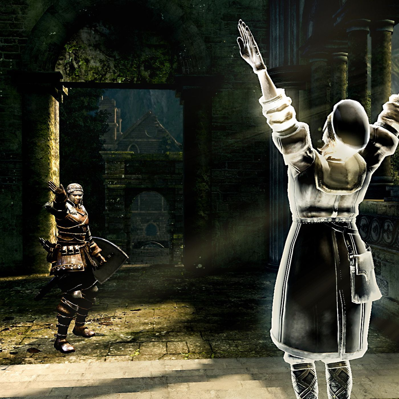 Dark souls remastered clipart graphic transparent library Dark Souls: Remastered network test kicks off May 11 - Polygon graphic transparent library