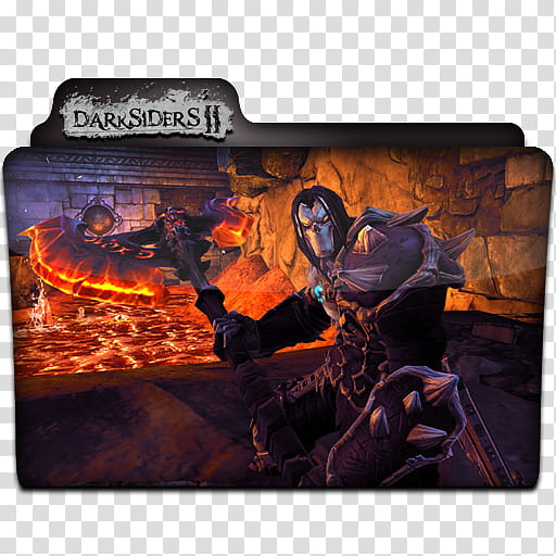 Darksiders 2 death clipart graphic royalty free Darksiders II, Darksiders II v icon transparent background PNG ... graphic royalty free