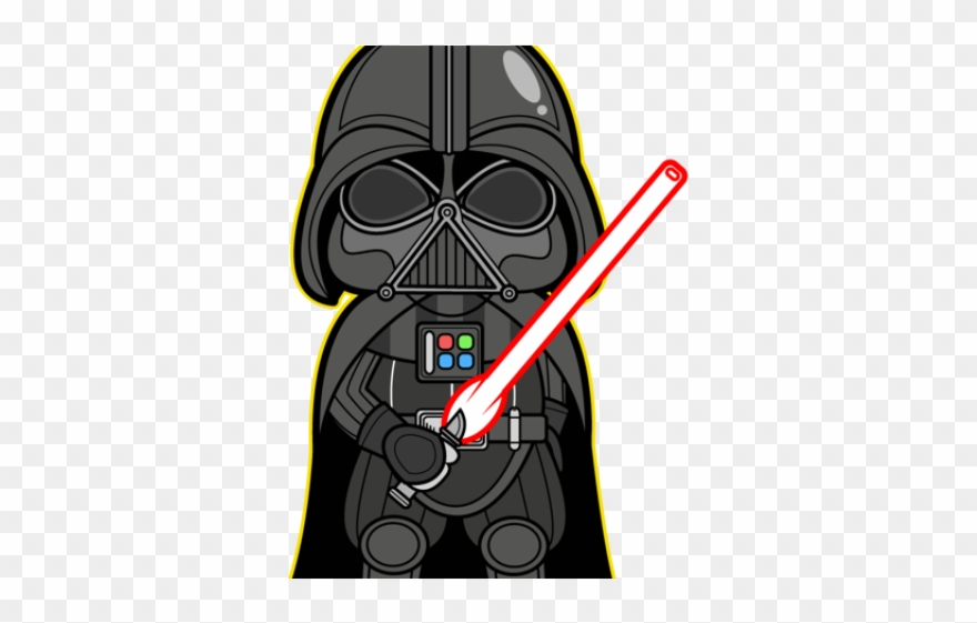 Library Of Darth Vader Cartoon Transparent Library Png Files