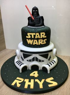 Darth vader using the force on a birthday cake clipart clip black and white stock 25 Best Darth Vader Cakes images in 2017 | Star wars cake, Cookies ... clip black and white stock