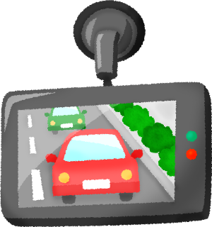 Dash cam clipart graphic royalty free download Dashcam (rear view) | Free Clipart Illustrations - Japaclip graphic royalty free download