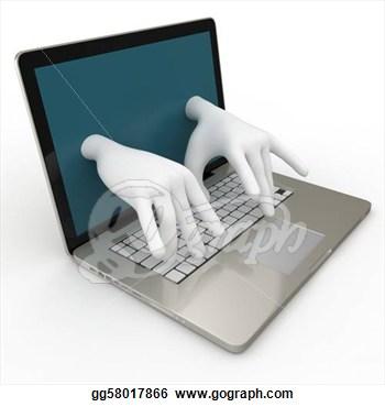Data entry clerk clipart clip black and white download Data Entry Clipart - Clipart Kid clip black and white download