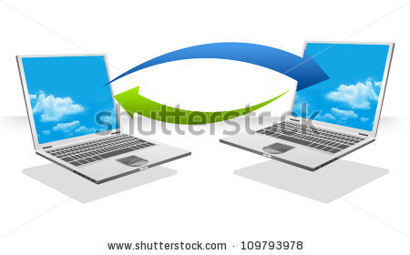 Data transfer clipart picture free Data Transfer Stock Images, Royalty-Free Images & Vectors ... picture free
