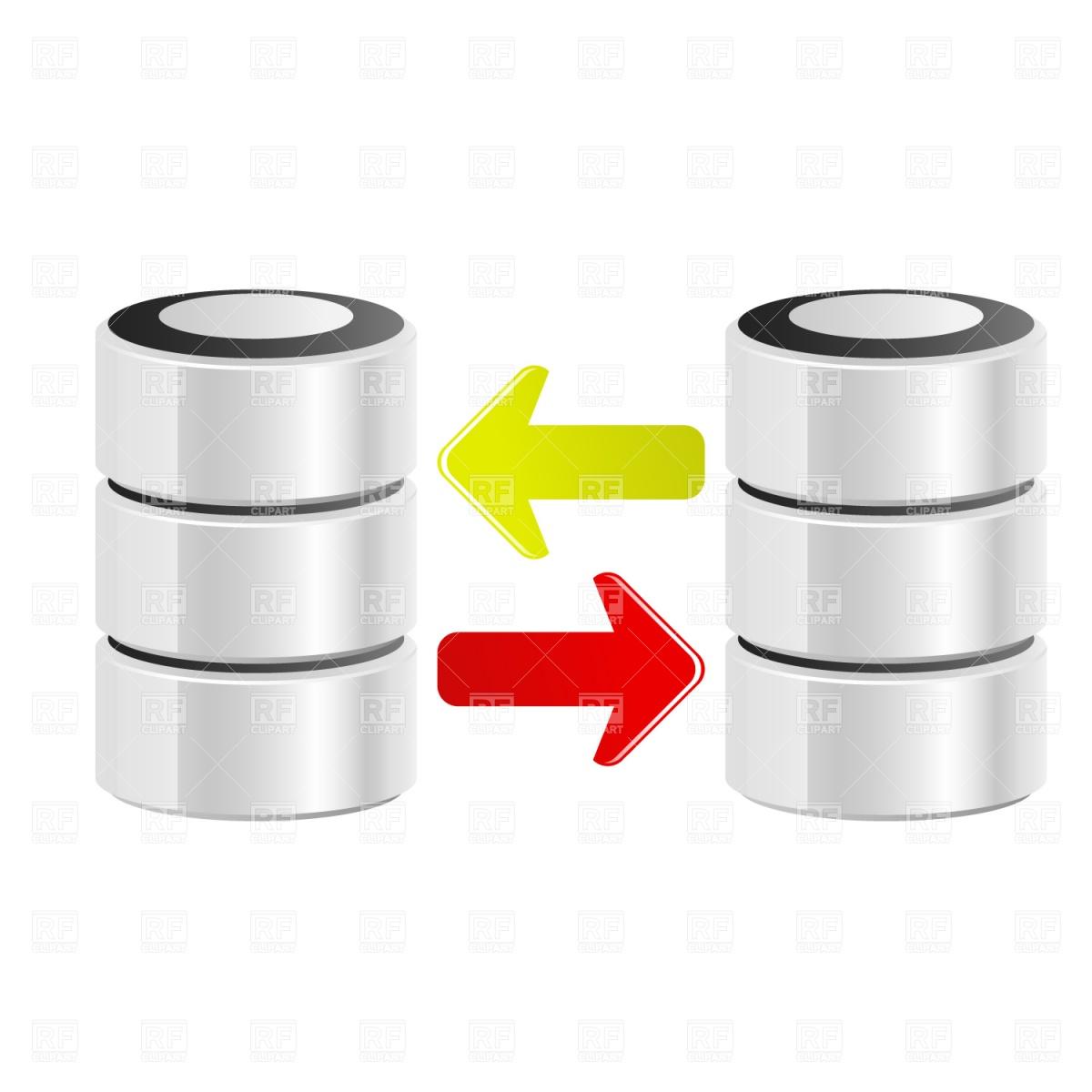 Data transfer clipart graphic black and white Data transfer clipart - ClipartFest graphic black and white