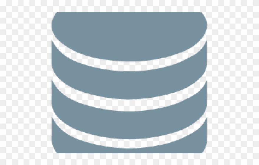 Database icon clipart png Database Clipart Transparent - Red Database Icon Png (#1244446 ... png