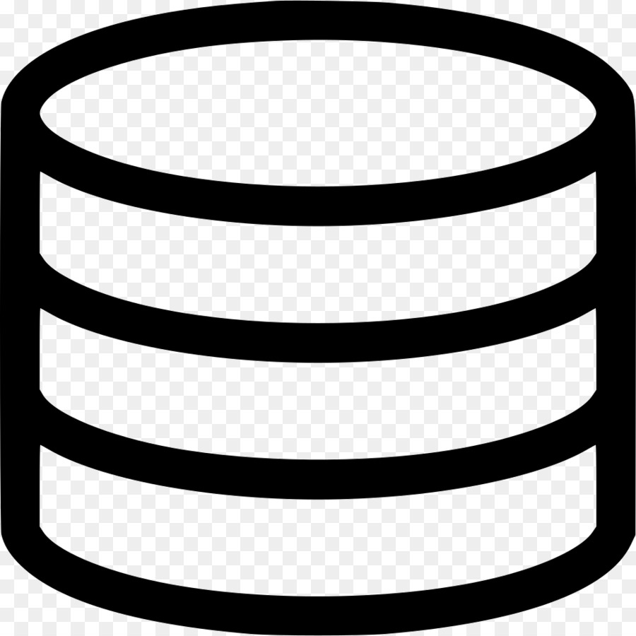 Database icon clipart graphic free White Circle clipart - Data, Table, Line, transparent clip art graphic free