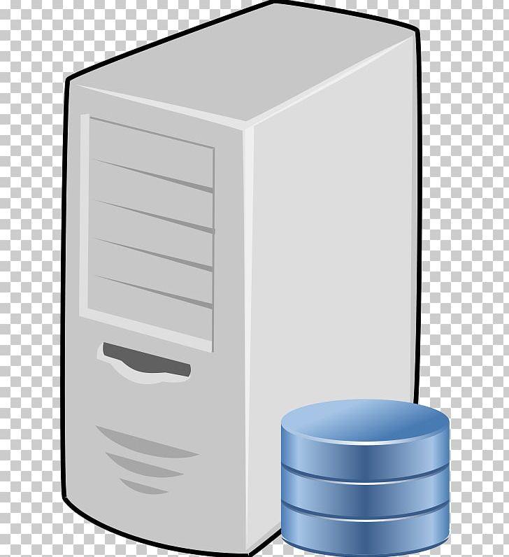 Database server clipart image black and white library Computer Servers Database Server Computer Software PNG, Clipart ... image black and white library