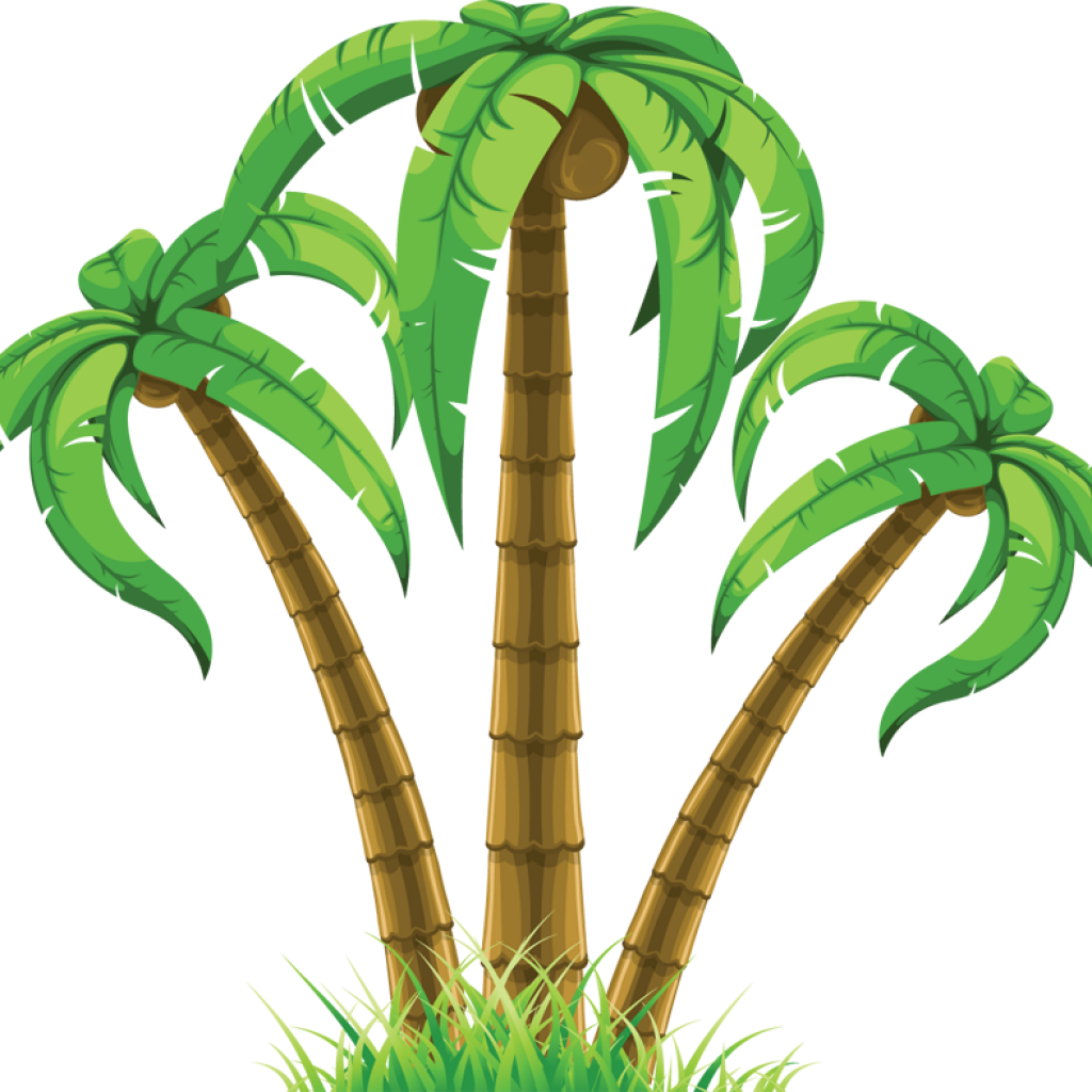 Palm tree clipart banner free library Clipart Palm Tree Free Download - Alternative Clipart Design • banner free library
