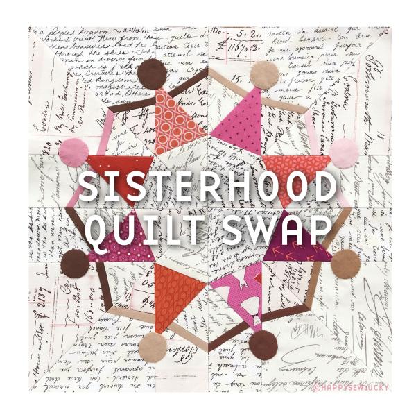 Datec clipart email address clip art free stock Sisterhood Swap | happy sew lucky patterns & kits clip art free stock