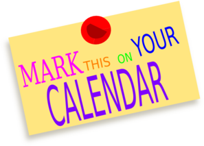 Dates to remember clipart jpg black and white library Dates To Remember Clipart (104+ images in Collection) Page 3 jpg black and white library