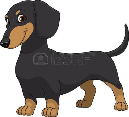 Dauchsund clipart clip art download 2,992 Dachshund Stock Illustrations, Cliparts And Royalty Free ... clip art download