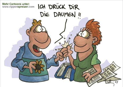 Daumen drcken clipart clip art free stock Vorstellungsgespräch clip art free stock