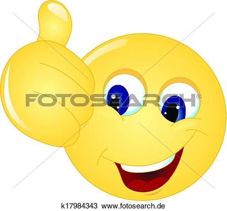 Daumen nach oben clipart png transparent stock Clipart - emoticon, daumen hoch k17984343 - Suche Clip Art ... png transparent stock