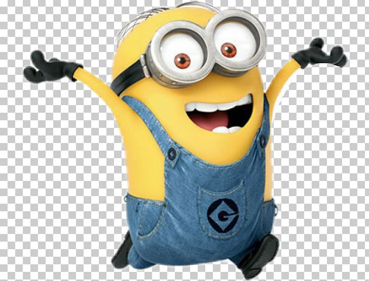 Dave the minion clipart graphic black and white library Dave The Minion Despicable Me: Minion Rush Minions Universal S PNG ... graphic black and white library