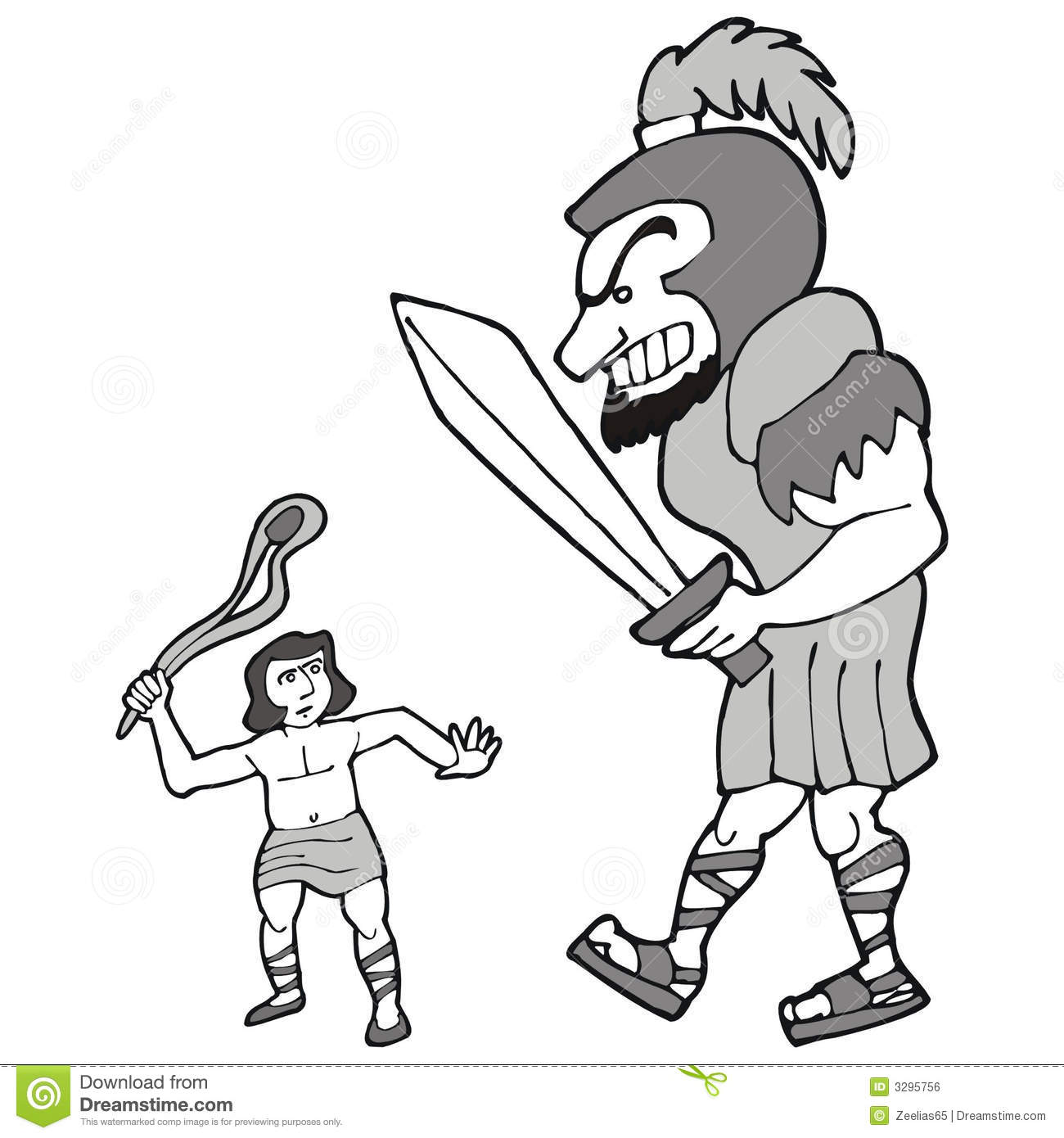 David and goliath clipart png transparent stock David and goliath clipart 2 » Clipart Station png transparent stock