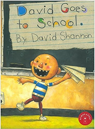 David goes to school and friends clipart picture free 24 Perfect Back-to-School Books for the Classroom - WeAreTeachers picture free