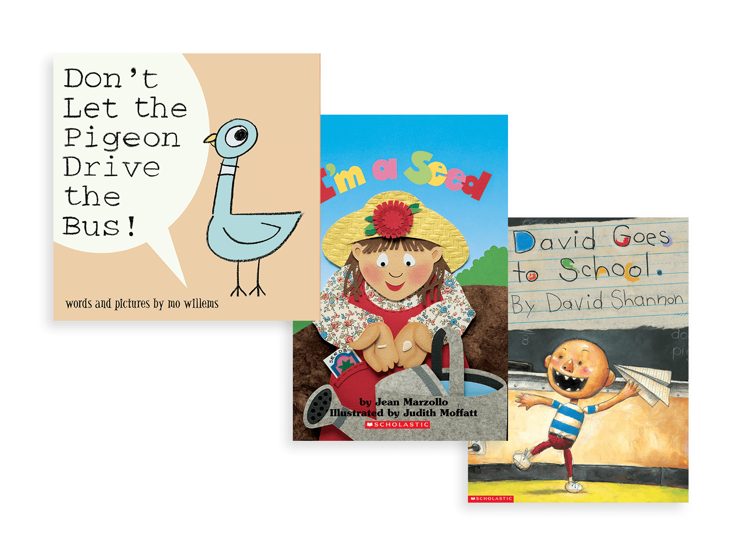 David goes to school clipart clip Guided Reading Level G Book List | Scholastic clip