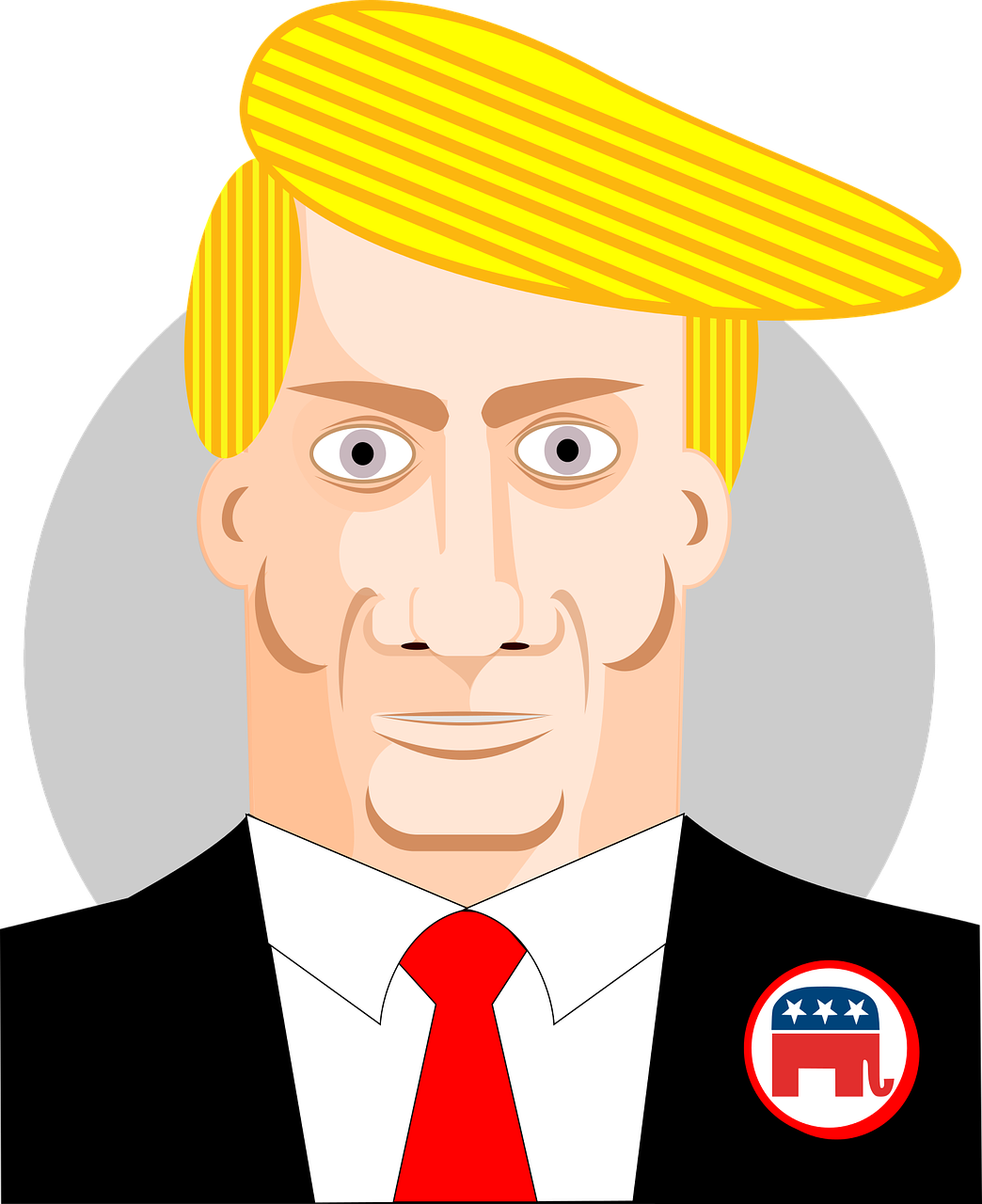 David goes to school clipart png black and white library Trump's Brain: Cracking The Code, Part 2 — Understanding What Mr ... png black and white library