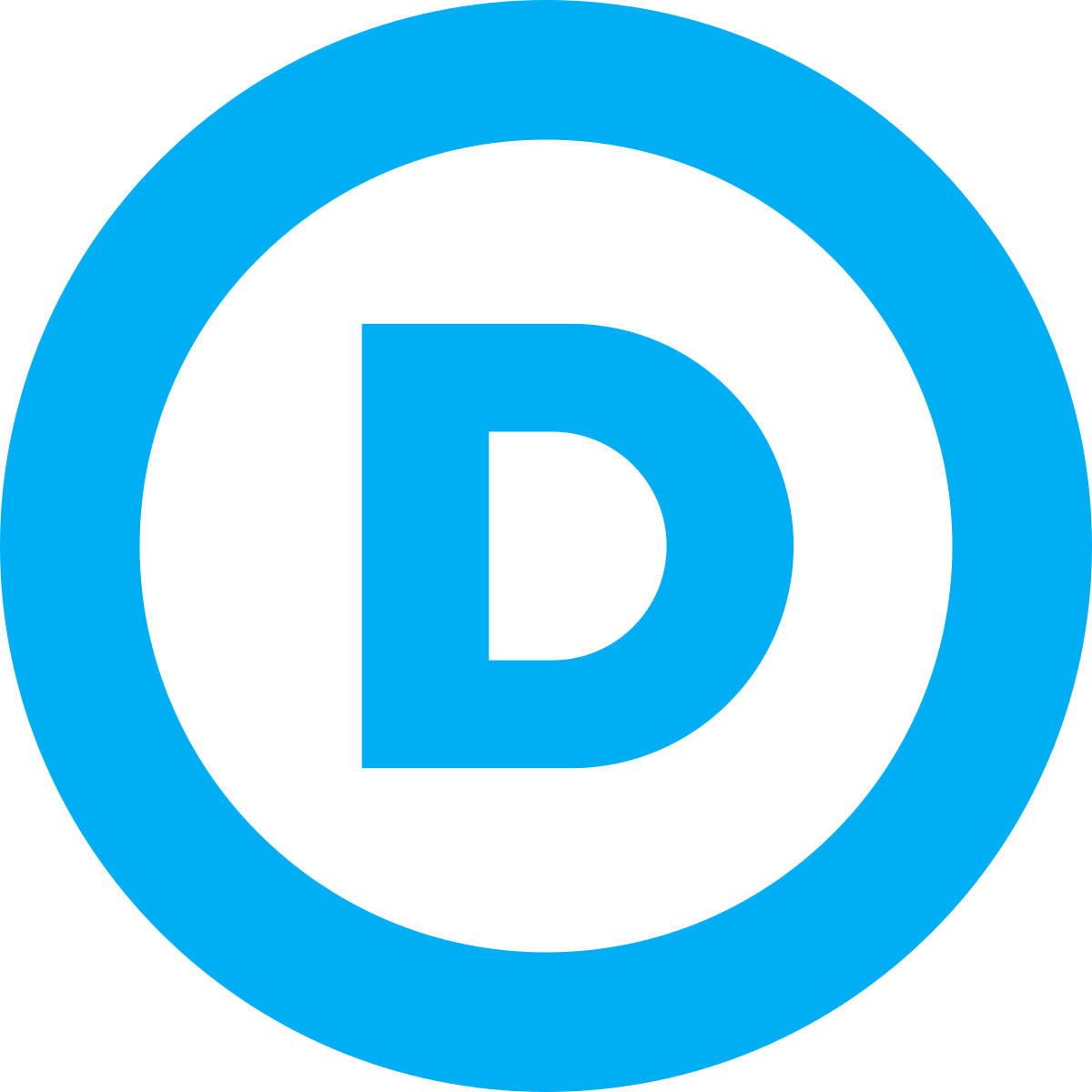 David star and circle clipart picture library Democratic Party (United States) - Wikipedia picture library